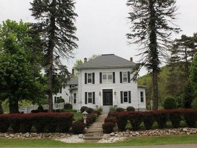 McKean County Single Family Home For Sale: 109 Minard Run Road
