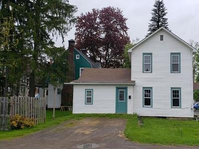 Potter County Single Family Home For Sale: 93 Allegany Ave