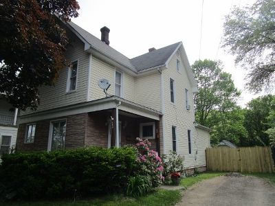 Bradford Single Family Home For Sale: 594 East Main Street