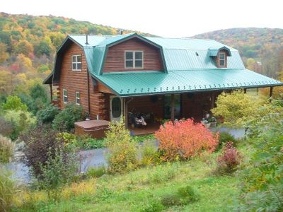 Potter County Single Family Home For Sale: 424 Whitney Creek Road