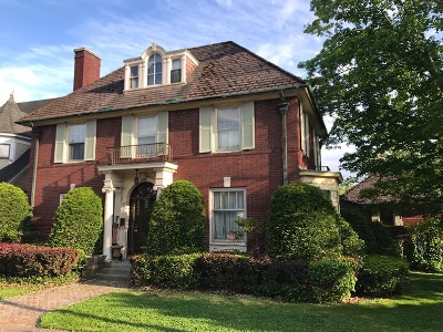 Bradford Single Family Home For Sale: 25 School Street