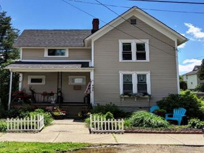 Coudersport PA Single Family Home For Sale: $76,950