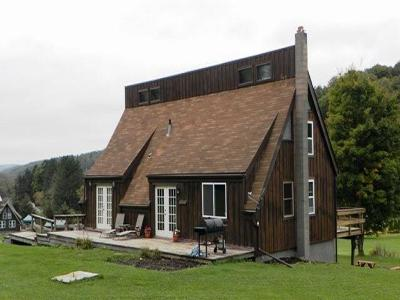 Potter County Camp For Sale: 288 A-Frame Road
