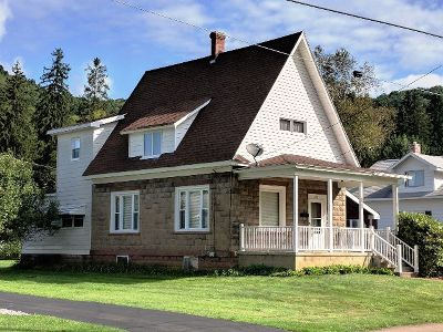 Port Allegany PA Single Family Home For Sale: $94,900