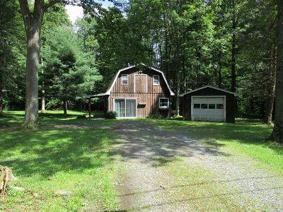 Bradford PA Single Family Home For Sale: $44,900