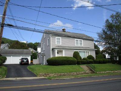 Bradford PA Single Family Home For Sale: $97,000