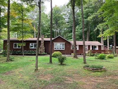 Camp For Sale: 1398 West Warren Road