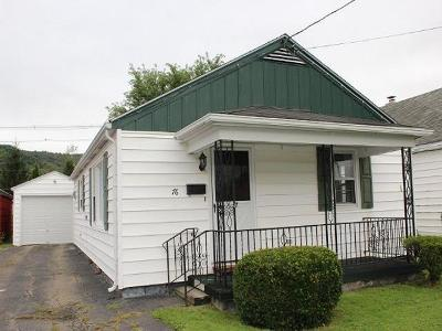 McKean County Single Family Home For Sale: 76 Harding Avenue