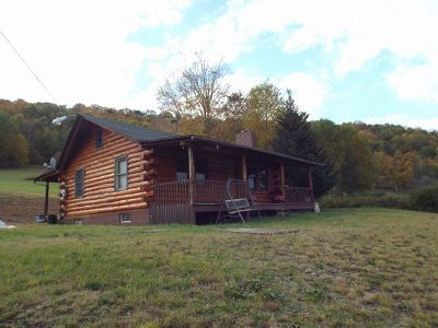 Potter County Camp For Sale: 298 Moffit Road