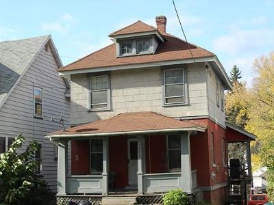 Bradford Single Family Home For Sale: 243 East Main Street