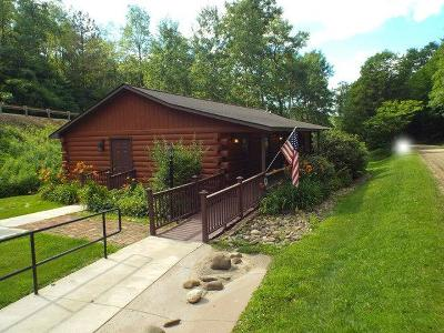 Coudersport Single Family Home For Sale: 24 Kio Road