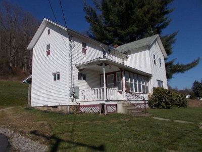 McKean County Single Family Home For Sale: 40 South Brooklynside Road