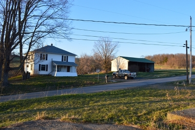 Knoxville Farm For Sale: 1037 Butler Hill Road