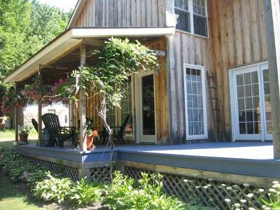 Coudersport Single Family Home For Sale: 676 Baker Hollow Road