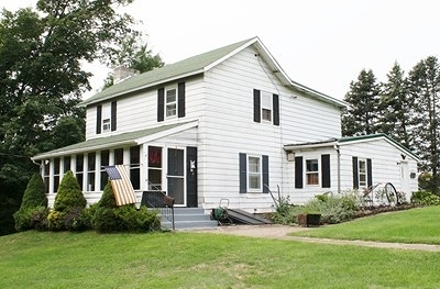 Roaring Branch Single Family Home For Sale: 607 Rosner Road