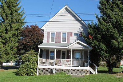 Coudersport Single Family Home For Sale: 601 South Main St