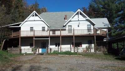 Potter County Single Family Home For Sale: 61 East Main