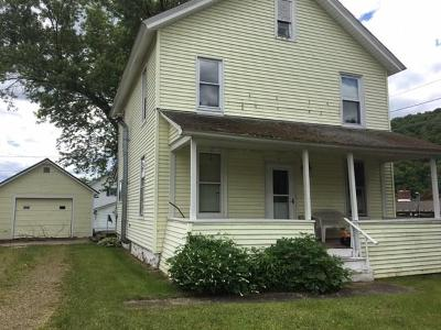 Coudersport Single Family Home For Sale: 2 Avenue B