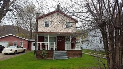 McKean County Single Family Home For Sale: 706 North Main St.