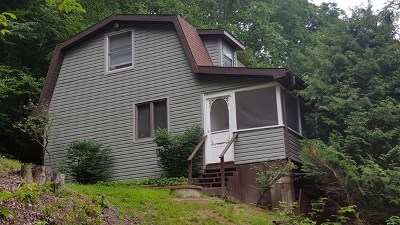 Coudersport Single Family Home For Sale: 54 Derring Hollow Rd