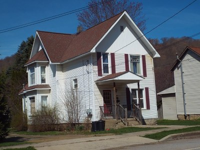 Coudersport Multi Family Home For Sale: 306 South Main St