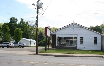 Tioga Commercial For Sale: 14 N. Main