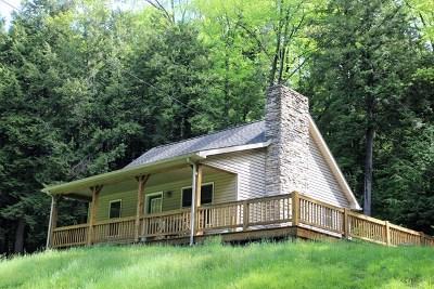 Galeton Single Family Home For Sale: 8 Buck Hollow Lane