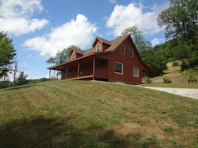 Potter County Single Family Home For Sale: 1990 Phoenix Rd