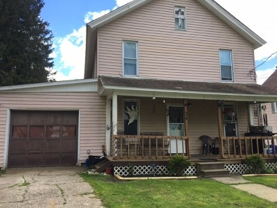 Coudersport Single Family Home For Sale: 24 Avenue B