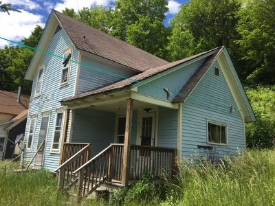 Potter County, McKean County Single Family Home For Sale: 305 East Second Street