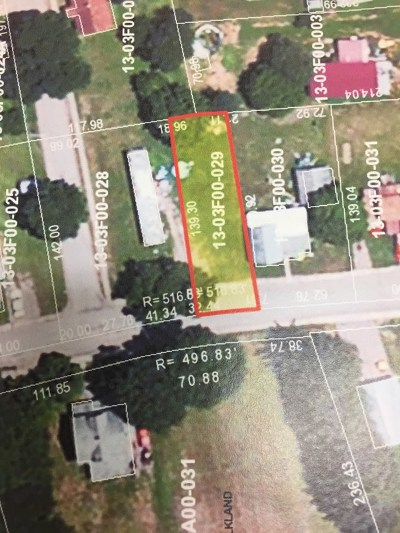 Elkland Residential Lots & Land For Sale: Pattison Ave