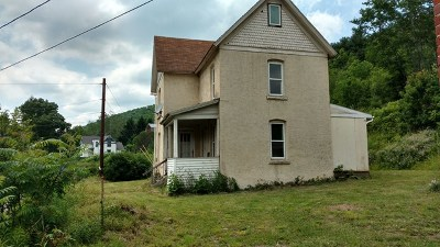 Coudersport Single Family Home For Sale: 415 East Second Street