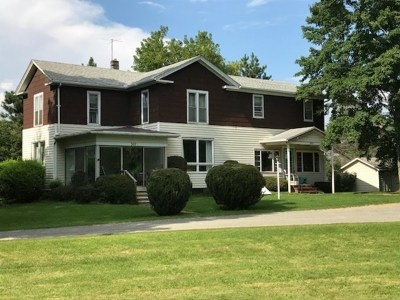 Mansfield Multi Family Home For Sale: 307 South Main Street