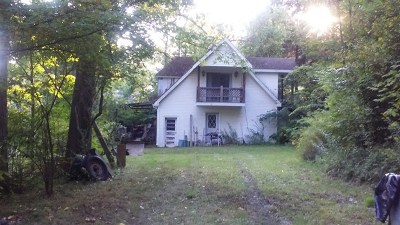 Potter County, McKean County Single Family Home For Sale: 1 North