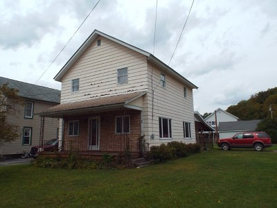 Coudersport Single Family Home For Sale: 7 Avenue B