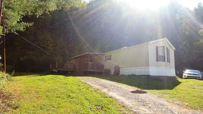 Coudersport Single Family Home For Sale: 124 Dry Run Rd (Off St Rt 44n)
