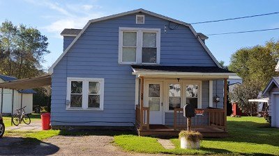 Coudersport Single Family Home For Sale: 24 North St.