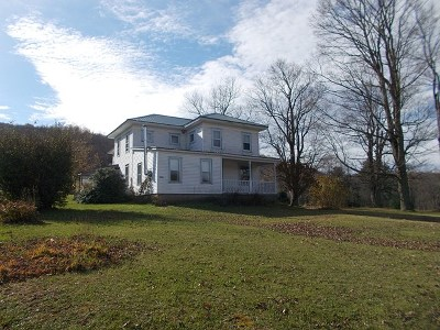 Potter County Single Family Home For Sale: 2482 Eleven Mile Road