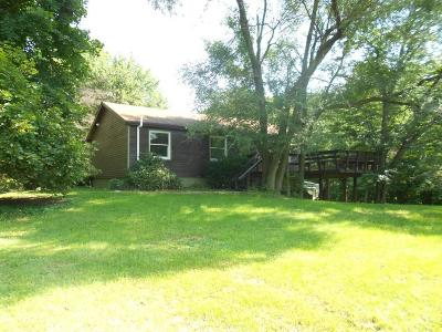 Mansfield Single Family Home Uc - Continue To Show: 1173 Ore Bed Road