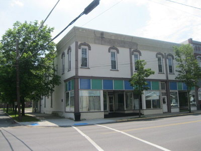 Blossburg Commercial For Sale: 248 Main
