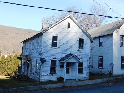Galeton PA Single Family Home For Sale: $16,000