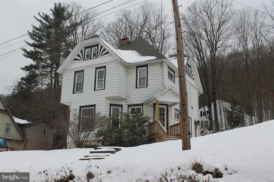 Coudersport Single Family Home For Sale: 503 North West St