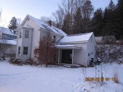 Galeton Single Family Home For Sale: 53 Constitution Ave