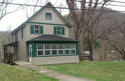 Galeton Single Family Home For Sale: 173 W. Main Street