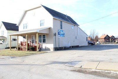 Elkland Commercial For Sale: 105 S. Buffalo