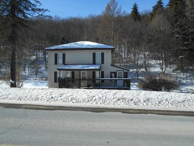 Coudersport Single Family Home For Sale: 194 Buffalo Street