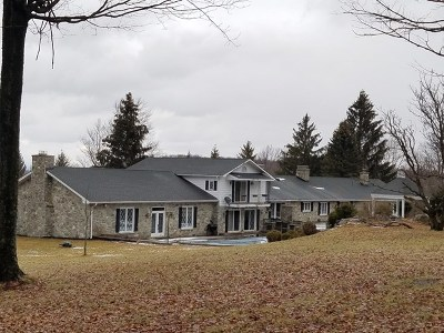 Potter County Single Family Home For Sale: 1000 White Knoll Road