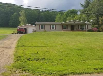 McKean County Single Family Home For Sale: 209 Bardon Brook