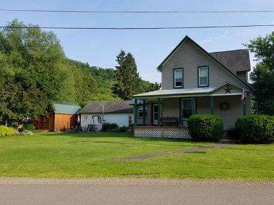 Coudersport Single Family Home For Sale: 502 Dwight Street