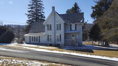 Mainesburg Single Family Home For Sale: 19786 Route 6